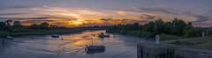 Le Migron Sunset (Philippe Cabaret) Tags: philippecabaret d800 nikonlens nikonbody nikond aperture prioritéouverture f14 tonemapping wonderfulword france french raw rawshot cameraraw dngconverter augrédescheminsderandonnée oneday oneofthesedays paysdelaloire loireatlantique paysderetz couleursdusoir sunsetcolors twilightcolors crépuscule coucherdesoleil sunset landscape paysage panorama panoramique panoramiclandscape panoramicsunset lescheminsdemonpays lemigron canaldumigron nikon24120f4