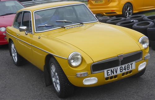 MG MGB GT (1979)