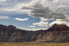 dark clouds. (explored) (stevenbley) Tags: redrock redrockcanyon lasvegas nevada park desert stateparl