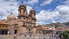 Baroque jewel in the heart of Cuzco (Chemose) Tags: sony ilce7m2 alpha7ii avril april pérou peru cuzco cusco ville town place square plazadearmas placedarmes église church baroque églisecompagniedejésus compañíadejésus hdr
