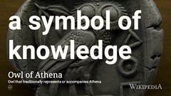 Athenian owl (dullhunk) Tags: athens owl wisdom knowledge owlofathena athena athene noctua minerva athenenoctua littleowl owls