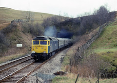 47490 Birkett Tunnel 200485 img1976-2385d-a (Tony.Woof) Tags: 47490 birkett tunnel settle carlisle honiton round table