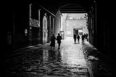 Southbank Strut (stephen cosh) Tags: ilforddelta400 blackandwhite leicamp leitz35mmsummilux stephencosh streetphotography london england unitedkingdom