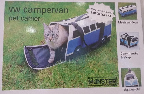 VW Pet Carrier