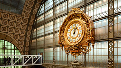 IMG_7068 - Musée d'Orsay (AlexDROP) Tags: 2011 france europe paris travel color building city urban architecture interior canon5d ef247028l best iconic famous mustsee picturesque postcard museum palace station clock