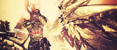 Kratos fighting Sigrun, The Valkyrie Queen (Raffu42) Tags: godofwar gow4 gow godofwar4 atreus kratos norse norsemythology ps4share psblog ps4 playstation playstation4 ps4gamer ps4exclusive photomode gamer games game gaming instagamer gamingphotography gamephotography ingamephotography virtualphotography vgpunite