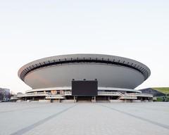 Spodek (maciej.leszczynski) Tags: spodek katowice poland architecture brutalism modernism building contemporarylandscape cityscape icon