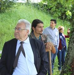 Jean-Pierre Turon, le maire de Bassens