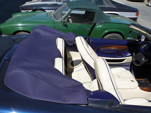 Aston Martin DB7 Volante Vantage Convertible Top