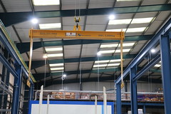 Lifting Beam for Paper Reels