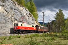 1099.14 @ Annaberg (Maarten Schoubben) Tags: öbb mariazellerbahn narrow gauge austria 760mm schmalspurbahnen schmalspur schmalspurbahn oostenrijk österreich