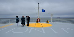 MAY_1922_00005 (Roy Curtis, Cornwall) Tags: denmark copenhagen sailaway party helipad celebritysilhouette cruise ship