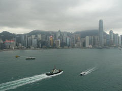 201905097 Hong Kong Admiralty and Central (taigatrommelchen) Tags: 20190522 china hongkong admiralty central sight icon weather ocean harbour ship city skyline