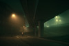 Foggy night continues (Somewhere in Helsinki) (Laser Kola) Tags: lasseerkola laserkola foggy night nightlights nightphotography moody urbanphotography cinematicphotography mist fog nightlife finland helsinki streetphotography canon5dmkii