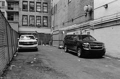 Midtown, Manhattan (Atget's Morning Light) Tags: 135 bw blackandwhite d7611 ei320 film kodaktrix leicam4p zeisszm35mmf2 negative