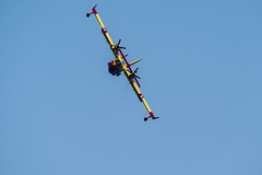 Canadair (Marc ALMECIJA) Tags: canadair avion flight vol eau aqua water mze sea panasonic g9 100400 plane outdoor outside bleu blue sky ciel