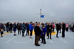 MAY_1922_00001 (Roy Curtis, Cornwall) Tags: denmark copenhagen sailaway party helipad celebritysilhouette cruise ship