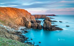 Pitting Gales Point, Pembrokeshire Coast National Park, west Wales (Qasi P) Tags: