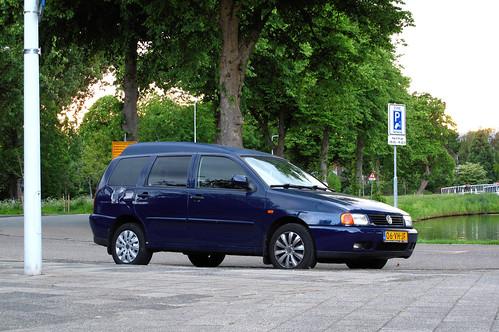 1999 Volkswagen Polo Variant 1.9 SDI Van