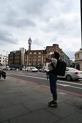 DSC_2778 (photographer695) Tags: london bus route 205 euston road