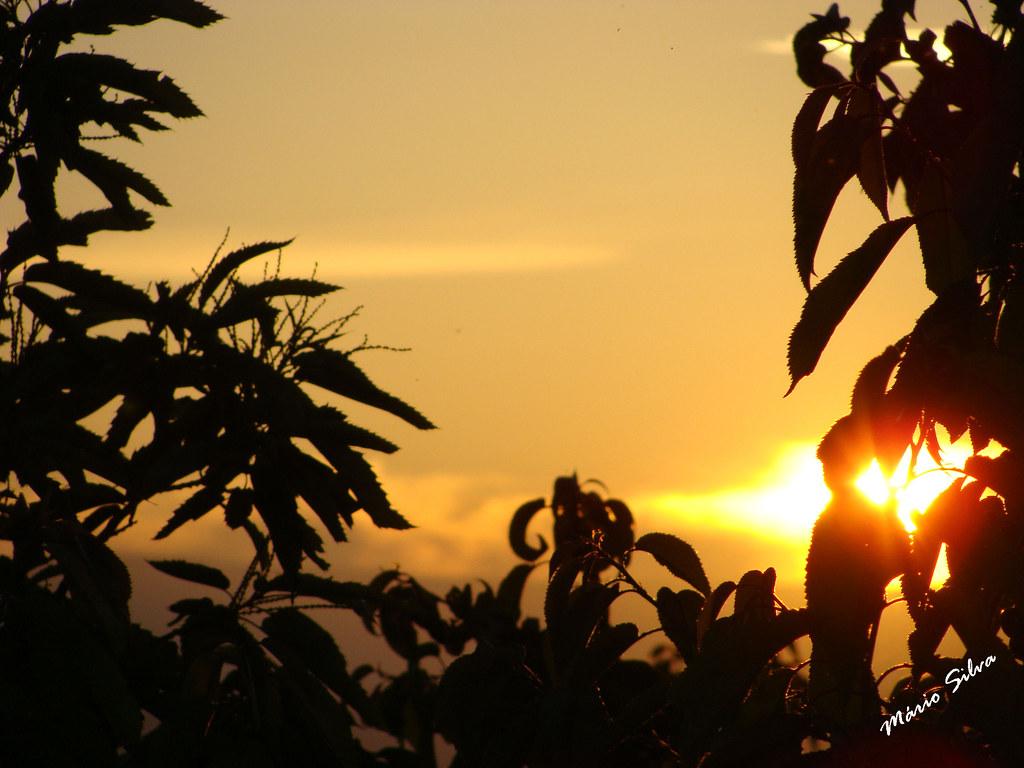 Águas Frias (Chaves) - ... entardecer ...