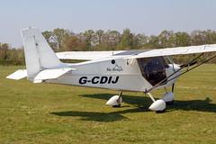 G-CDIJ Best Off SkyRanger 912 - Old Warden (benallsup) Tags: gcdij best off skyranger 912 aviation aircraft plane flying fly aeroplane shuttleworth oldwarden biggleswade