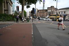 DSC_2775 (photographer695) Tags: london bus route 205 euston road