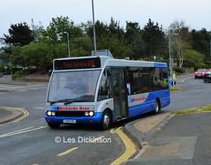 X319 CBT, Optare, Richards, P1240386 (LesD's pics) Tags: bus coach richardsbros x319cbt optaresolo