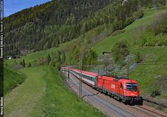 Trenord E190.021 (Marco Stellini) Tags: obb trenord eurocity verona munchen brennerbahn brennero novale vipiteno taurus siemens 190 1216 es64u4