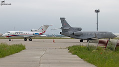 606 Hungarian Air Force Dassault Falcon 7X (airliners.sk, o.z.) Tags: 606 hungarian air force dassault falcon 7x airlinerssk czechairforce czech 0260 yak40 yak yk40