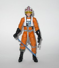 luke skywalker x-wing pilot star wars the black series archive series basic action figures 2019 hasbro t (tjparkside) Tags: luke skywalker xwing pilot x wing star wars black series archive blue 2018 2019 basic action figure figures 6 six inch rebel rebels episode 4 iv four new hope anh blaster blasters pistols pistol rifle rifles 10 2015 death trench run removable helmet lightsaber hilt blade ignited hasbro