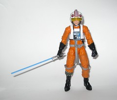 luke skywalker x-wing pilot star wars the black series archive series basic action figures 2019 hasbro r (tjparkside) Tags: luke skywalker xwing pilot x wing star wars black series archive blue 2018 2019 basic action figure figures 6 six inch rebel rebels episode 4 iv four new hope anh blaster blasters pistols pistol rifle rifles 10 2015 death trench run removable helmet lightsaber hilt blade ignited hasbro