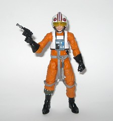 luke skywalker x-wing pilot star wars the black series archive series basic action figures 2019 hasbro p (tjparkside) Tags: luke skywalker xwing pilot x wing star wars black series archive blue 2018 2019 basic action figure figures 6 six inch rebel rebels episode 4 iv four new hope anh blaster blasters pistols pistol rifle rifles 10 2015 death trench run removable helmet lightsaber hilt blade ignited hasbro