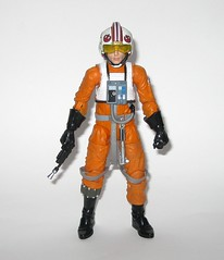 luke skywalker x-wing pilot star wars the black series archive series basic action figures 2019 hasbro o (tjparkside) Tags: luke skywalker xwing pilot x wing star wars black series archive blue 2018 2019 basic action figure figures 6 six inch rebel rebels episode 4 iv four new hope anh blaster blasters pistols pistol rifle rifles 10 2015 death trench run removable helmet lightsaber hilt blade ignited hasbro