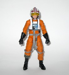 luke skywalker x-wing pilot star wars the black series archive series basic action figures 2019 hasbro n (tjparkside) Tags: luke skywalker xwing pilot x wing star wars black series archive blue 2018 2019 basic action figure figures 6 six inch rebel rebels episode 4 iv four new hope anh blaster blasters pistols pistol rifle rifles 10 2015 death trench run removable helmet lightsaber hilt blade ignited hasbro