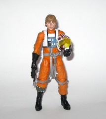 luke skywalker x-wing pilot star wars the black series archive series basic action figures 2019 hasbro f (tjparkside) Tags: luke skywalker xwing pilot x wing star wars black series archive blue 2018 2019 basic action figure figures 6 six inch rebel rebels episode 4 iv four new hope anh blaster blasters pistols pistol rifle rifles 10 2015 death trench run removable helmet lightsaber hilt blade ignited hasbro
