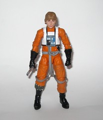 luke skywalker x-wing pilot star wars the black series archive series basic action figures 2019 hasbro j (tjparkside) Tags: luke skywalker xwing pilot x wing star wars black series archive blue 2018 2019 basic action figure figures 6 six inch rebel rebels episode 4 iv four new hope anh blaster blasters pistols pistol rifle rifles 10 2015 death trench run removable helmet lightsaber hilt blade ignited hasbro