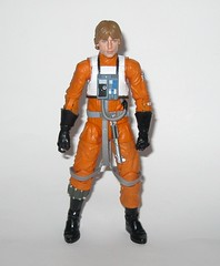 luke skywalker x-wing pilot star wars the black series archive series basic action figures 2019 hasbro c (tjparkside) Tags: luke skywalker xwing pilot x wing star wars black series archive blue 2018 2019 basic action figure figures 6 six inch rebel rebels episode 4 iv four new hope anh blaster blasters pistols pistol rifle rifles 10 2015 death trench run removable helmet lightsaber hilt blade ignited hasbro
