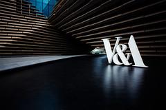 V&A Dundee (bitrot) Tags: lightroom ef1740mmf4lusm canoneos5dmarkiii lightroom8 building museum architecture scotland dundee va f80 ndfilter 17mm iso125 neutraldensityfilter neutraldensity 130sec ndx1000 vadundee