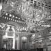 RO18 R4-10 Sinagoga Mare din Bucureşti (The Great Synagogue). Bucharest (Rolleiflex 3,5, Ilford HP5+)