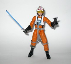 luke skywalker x-wing pilot star wars the black series archive series basic action figures 2019 hasbro u (tjparkside) Tags: luke skywalker xwing pilot x wing star wars black series archive blue 2018 2019 basic action figure figures 6 six inch rebel rebels episode 4 iv four new hope anh blaster blasters pistols pistol rifle rifles 10 2015 death trench run removable helmet lightsaber hilt blade ignited hasbro
