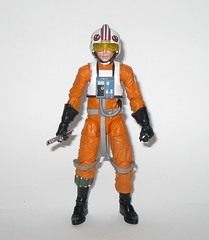 luke skywalker x-wing pilot star wars the black series archive series basic action figures 2019 hasbro q (tjparkside) Tags: luke skywalker xwing pilot x wing star wars black series archive blue 2018 2019 basic action figure figures 6 six inch rebel rebels episode 4 iv four new hope anh blaster blasters pistols pistol rifle rifles 10 2015 death trench run removable helmet lightsaber hilt blade ignited hasbro