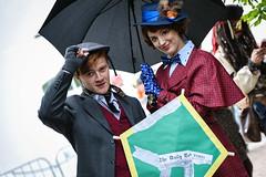 MCM London Film & Comic Con, May 2019 (Sean Sweeney, UK) Tags: mcm london film comiccon comic con lfcc excel 2018 nikon d750 dslr uk united kingdom mcmldn19 cosplay costume candid candids mary poppins marypoppins