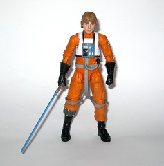 luke skywalker x-wing pilot star wars the black series archive series basic action figures 2019 hasbro k (tjparkside) Tags: luke skywalker xwing pilot x wing star wars black series archive blue 2018 2019 basic action figure figures 6 six inch rebel rebels episode 4 iv four new hope anh blaster blasters pistols pistol rifle rifles 10 2015 death trench run removable helmet lightsaber hilt blade ignited hasbro