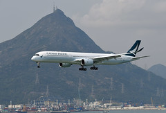 Cathay Pacific Airbus A350-1041 B-LXK (EK056) Tags: cathay pacific airbus a3501041 blxk hong kong chek lap kok airport