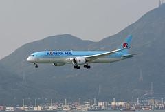 Korean Air Boeing 787-9 Dreamliner HL7209 (EK056) Tags: korean air boeing 7879 dreamliner hl7209 hong kong chek lap kok airport
