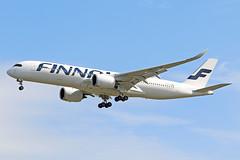OH-LWM (afellows80) Tags: airbus a350 a359 finnair finland egll lhr ohlwm heathrow