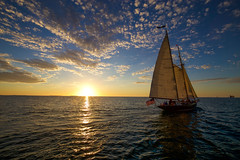 Raise Your Sail (KC Mike Day) Tags: west key sailing water gulf mexico atlantic ocean sailboat canon movement sea