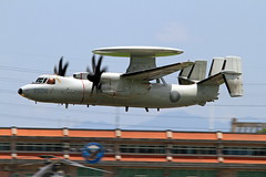 2506 Taiwan - Air Force Grumman E-2T Hawkeye 2000 (G-123) (阿樺樺) Tags: 2506 taiwanairforce grumman e2t hawkeye 2000 g123