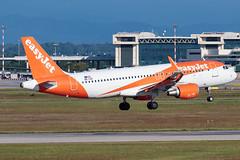 easyJet Europe Airbus A320-200 OE-IJS | Milano - Malpensa (MXP-LIMC) | 31st May 2019 (Brando Magnani) Tags: